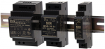 Smaller and more efficient DIN-rail powersupplies